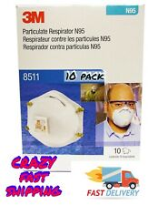 Box of 10 pack New Protective mask N grade 95 Product 2025 expiration