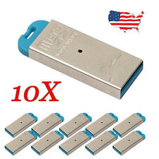 10PC Mini USB 2.0 Micro SD TF T-Flash Memory Card Reader Adapter High Speed New