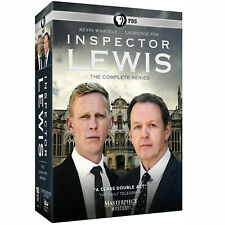 NEW Inspector Lewis: The Complete Series (DVD, 2016) (PBS)