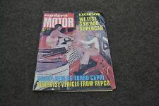 May 73 HQ GTS 240k skyline galant road test motor manual magazine 70