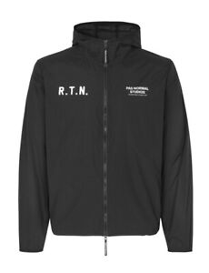 PAS Normal Studios Off Race Stow Away Jacket Black BNWT Size M