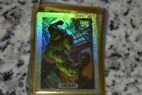1994 Marvel Masterpieces Limited Edition Holofoil #4 Hulk