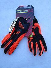 FLY racing EVOLUTION 2.0 motocross gloves men's size 8  SMALL  368-11808 orange