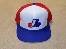 Gary Carter Montreal Expos Game Cap Hat HOF