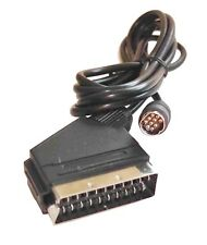 SEGA SATURN RGB SCART LEAD CABLE NEW UK Seller
