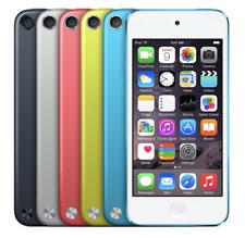 Apple iPod 5th generación 16GB 32GB 64GB Touch música 128GB IOS 9.4 Caja Abierta