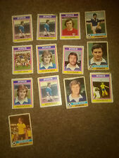 Ipswich Town 1970's Old football cards x 13