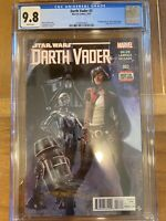 Star Wars: Death Vader #3 1st Dr aphra 1st Print CGC 9.8 New Show?