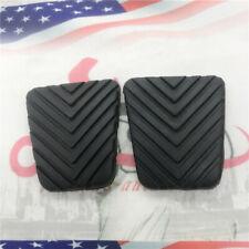 Set Of 2 Brake Clutch Pedal Pad Cover For Hyundai Accent Sonata Santa Fe US Ship