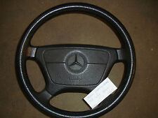 Mercedes-Benz W202 C230 C280 black steering wheel with airbag  140 460 40 03