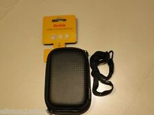 Kodak C1100 Universal hard case camera cell phone MP3 travel neck strap NEW