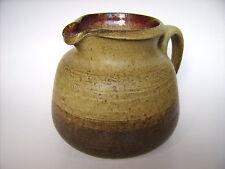 Keramik Krug Vase 2L Rudi Stahl sign.Studiokeramik Westerwald pottery vintage