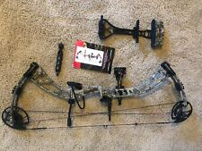 Velocity Archery Retribution Compound Hunting Bow - Camo