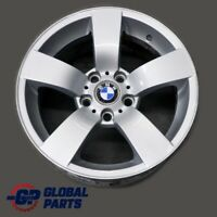 "BMW 5 Series E60 E61 Alloy Wheel Rim 17"" Star Spoke 122 8J ET:20 6760615"