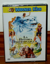 La Storia Infinita II DVD Nuovo Sigillato Avventure (Senza Aprire) R2