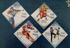 Viet Nam - 1992 Winter Olympic Games - Albertville, France - sport - O