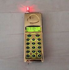 ≣ old ERICSSON GA628 vintage GOLD rare mobile phone WORKING