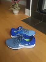 NIKE MEN'S AIR ZOOM STRUCTURE 19 RUNNING SHOES NEW SIZE 11.5