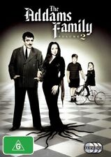 The Addams Family : Season 2 (DVD, 2007, 3-Disc Set)