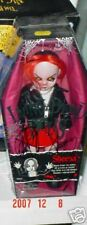 Mezco Toyz Living Dead Dolls sheena autographed RARE!