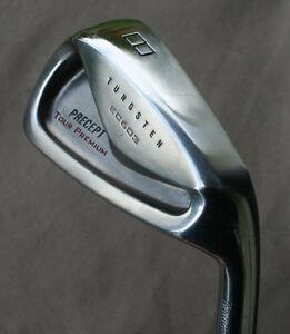 Precept Tour Premium EC603  # 8 Iron Gold R300 Steel Shaft
