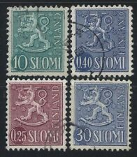[JSC] Europe Finland 1954-59 Old Stamps Collection