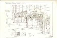 1885 Luton Church Beds Lepers Chapel Rw Paul Artwork