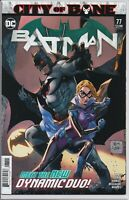 Batman #77 - City Of BaneDeath Of Alfred - 1st Print(2019)
