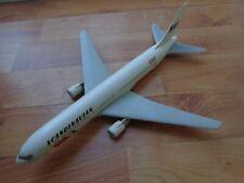 WOOSTER 1:200 SCANDINAVIAN AIRLINES BOEING 767-200 PLASTIC DESKTOP MODEL PLANE