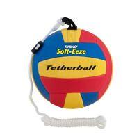 "Champion Sports 9"" Rhino Skin Indoor Outdoor Soft-Eeze Safe Beginner Tetherball"