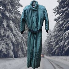 Obermeyer 'Christy' Retro Vintage Holographic Ski Snow Suit