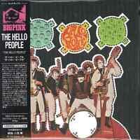 HELLO PEOPLE-S/T-IMPORT MINI LP CD WITH JAPAN OBI Ltd/Ed G09