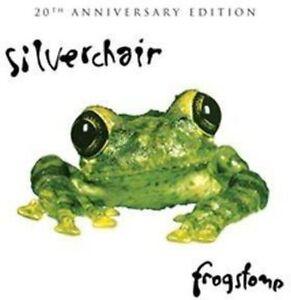 SILVERCHAIR Frogstomp 20th Anniversary Edition CD BRAND NEW