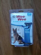 Four Paws Wee Wee Washable Diaper Garment