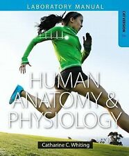 Human Anatomy and Physiology by Catharine C. Whiting (2016, Lab Manual)