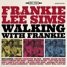 Frankie Lee sims-walking with Frankie CD NEUF