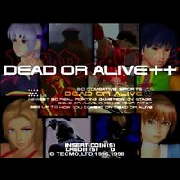 Used Dead or Alive ++ Arcade game board TECMO ROM Board and Mother Board JAMMA