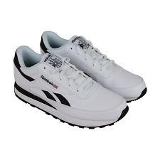 1ac54a7c Reebok Classic Ренессанс мужские белые кожаные низкие кроссовки обувь 10