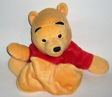 DISNEY WINNIE THE POOH SMALL PLUSH BACKPACK BAG