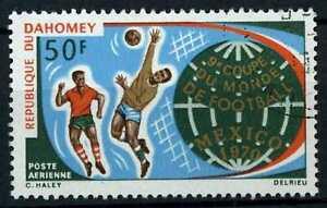 Dahomey 1970 SG#399, 50f World Cup Football Cto Used #E82503