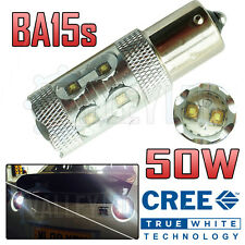 FOCUS mk2 RS ST 04-11 LED SUPER LUMINOSI REVERSE Lampadina ba15s 382 CREE 50w