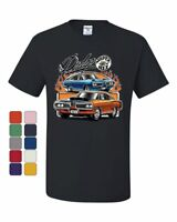 Dodge Super Bee  T-Shirt American Classic Muscle Car Tee Shirt