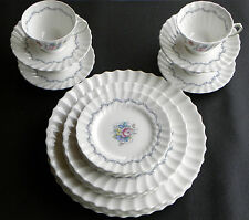 CHELSEA ROSE by ROYAL DOULTON ~  BONE CHINA ~ 20 PIECE SET~DINNER FOR 4, or 8