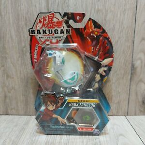 *Brand New* Bakugan Battle Planet Bakugan Haos Fangzor Figure Brawlers
