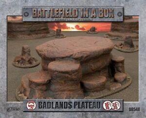 PLATEAU  - BADLANDS - BB548  - BATTLEFIELD IN A BOX -