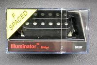 DiMarzio® DP257 Illuminator Bridge Humbucker Pickup~Black~F-Spaced~Brand New