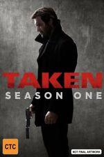 Taken : Season 1 (DVD, 2018, 3-Disc Set)*Reg 1*Watched Once