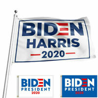 Joe Biden Kamala Harris Campaign for America President 3x5 Flag Democratic / USA