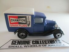 "'Vintage"" Matchbox Superfast Diecast Champion Spark Plugs MODEL ""A"" FORD TRUCK"