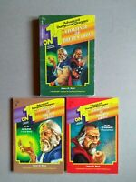 Challenge of Druid's Grove 1 on 1 Adventure Gamebooks TSR AD&D D&D Librogame